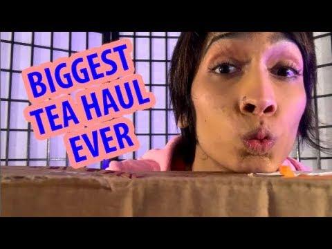 BIGGEST TEA HAUL EVER!!!! ☕ ☕  Softly Spoken