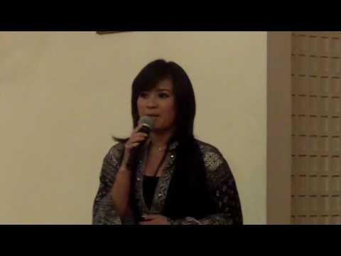 Presenting Ms. Ikke Nurjanah