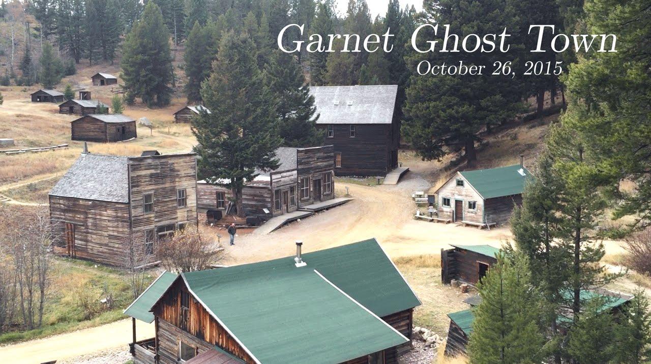 A Day In Garnet Ghost Town Mt