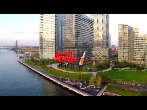 Ultimate Aerial Video of NYC! (Manhattan, Bronx, Brooklyn, Queens, Staten Island) - DJI Phantom 2