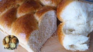 ЛИТОВСКАЯ ХАЛА по ГОСТу просто как пух!/Плетёнка постное тесто/Challah bread