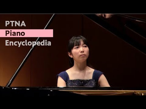 2016PTNA特級セミファイナル 尾崎未空/ハイドン:ピアノソナタ 変ホ長調 Hob.XVI:52 (全楽章)