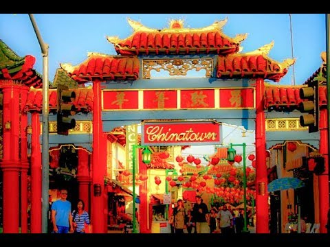 a walk around chinatown los angeles youtube. Black Bedroom Furniture Sets. Home Design Ideas