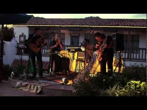 MIGUEL TRISTAN - THE NIGHT - INKA KINGS (GUEST MUSICIANS FRANZ ZUÑIGA - BENY CARDENAS)