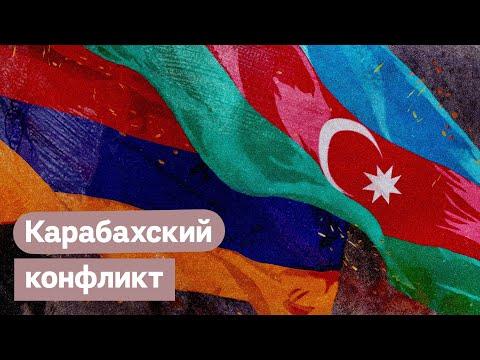 Что происходит в Нагорном Карабахе / Максим Кац