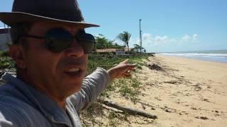Praia do atlântico mucuri nova viçosa