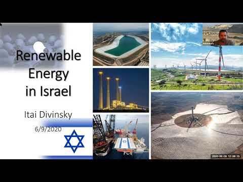 Renewable Energy In Israel