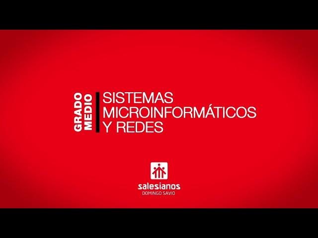 Vídeo Sistemas Microinformáticos y Redes