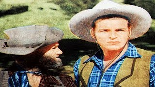 HIS BROTHER'S GHOST - Buster Crabbe, Al 'Fuzzy' St. John - Full Western Movie / 720p / English