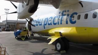 [Flight Report] CEBU PACIFIC   Manila ✈ Caticlan   ATR 72-600   Economy