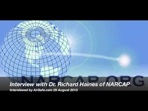 Interview with NARCAP founder Dr. Richard Haines