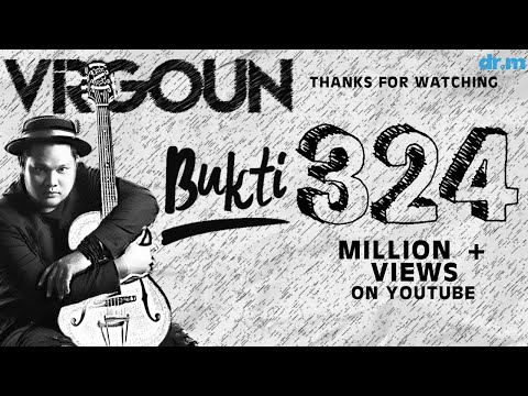 Thumbnail: Virgoun - Bukti (Official Lyric Video)