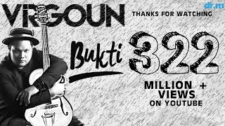 Video Virgoun - Bukti (Official Lyric Video) download MP3, 3GP, MP4, WEBM, AVI, FLV Januari 2018