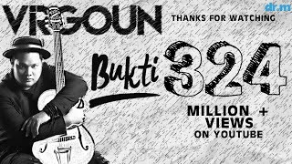 Video Virgoun - Bukti (Official Lyric Video) download MP3, 3GP, MP4, WEBM, AVI, FLV Desember 2017