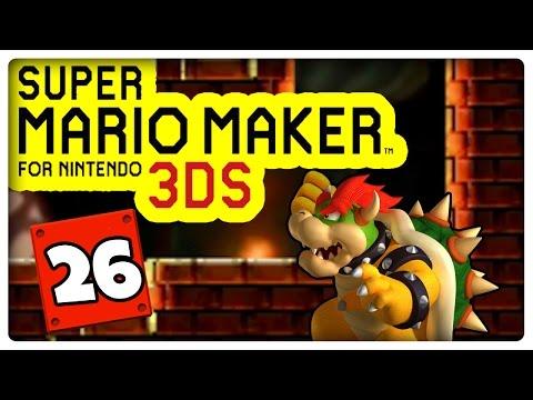SUPER MARIO MAKER 3DS Part 26: Welt 18 Finale + Credits