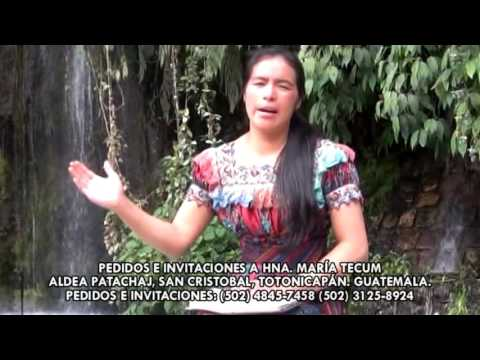 SOLISTA MARIA TECUM SOMOS EL PUEBLO DE DIOS