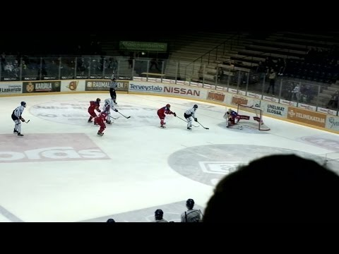 Russia-Finland U18 10.2.2016. 1-3 goal by Eeli Tolvanen !!!