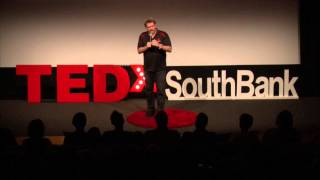Why you should take candy from strangers | Andy Gourley | TEDxSouthBank