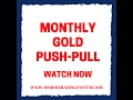 Trading Forex: Technical Analysis: Monthly Push-Pull on Gold