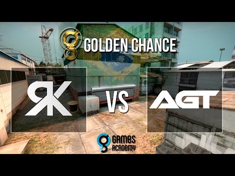 [POV] Golden Chance #1 - AGT Store vs. RampageKillers (Mapa 2 - Cache) - Semi-Final