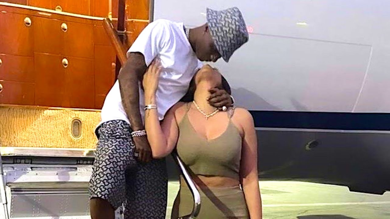 Meet Wizkid's Secret Wife Jada P Who is 7 Years Older Than Him