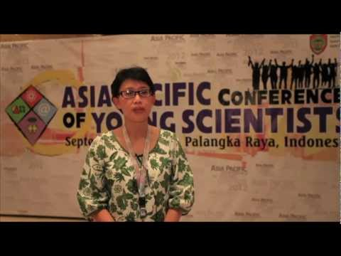The Asia-Pacific Conference of Young Scientists (APCYS) 2012