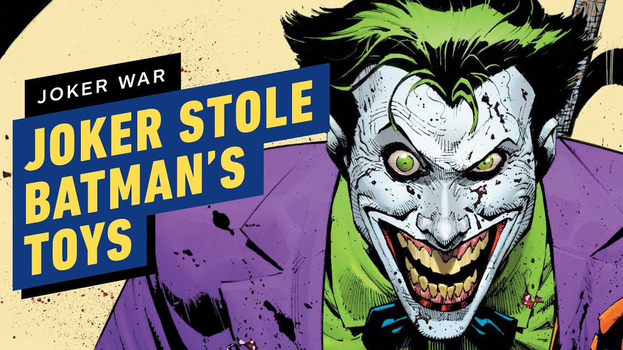 Download Joker War: Why Batman's Worst Enemy Is Finally Ready to Finish Their Game