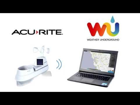 AcuRite Weather Stations on Weather Underground