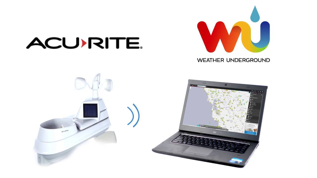 Personal Weather Stations and Weather Underground | AcuRite