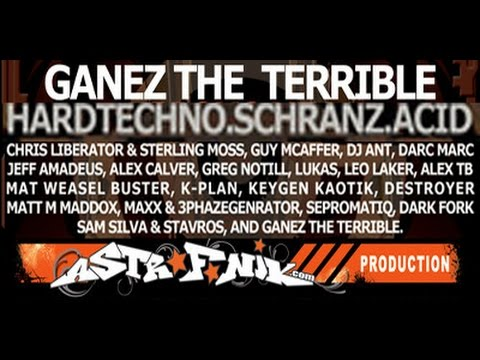 2H Free Download MIX Hardtechno Acid by Ganez The Terrible (2014 Rave Music)