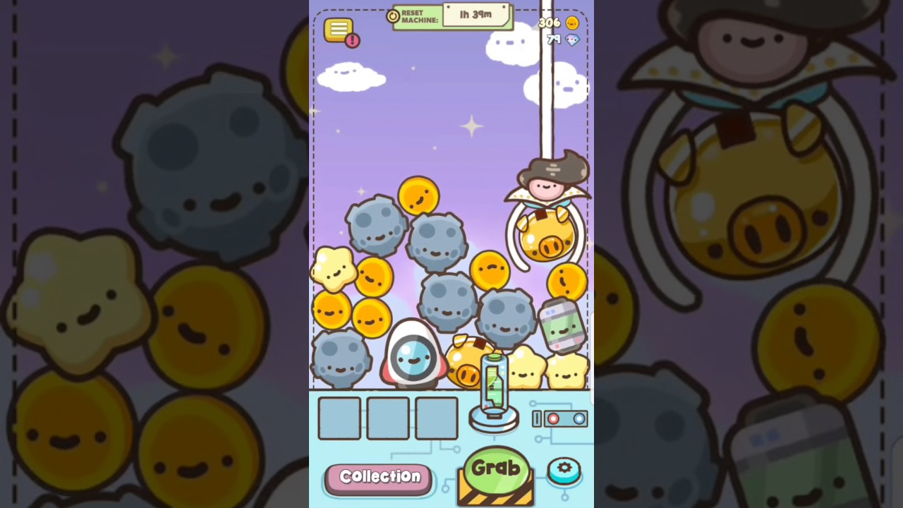 Clawbert OUTER SPACE! New World!