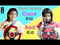 Good Kid Vs Bad Kid ROAD SAFETY TrafficRules Roleplay Fun Sketch MyMissAnand mp3