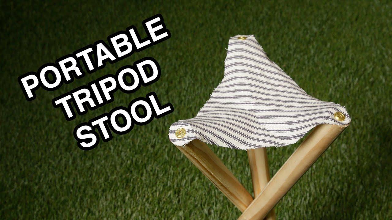 Portable Tripod Stool  sc 1 st  YouTube & Portable Tripod Stool - YouTube islam-shia.org
