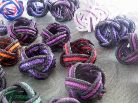 Custom TURK's HEAD Knots
