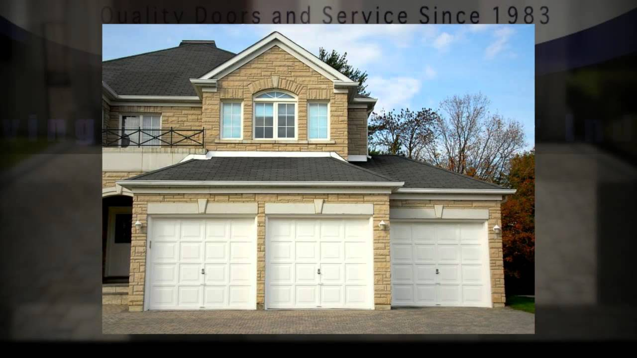 High Point Garage Door Repair U0026 Installation Service | Triad American Door  Company