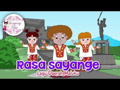 RASA SAYANGE | Lagu Daerah Maluku | Budaya Indonesia | Dongeng Kita