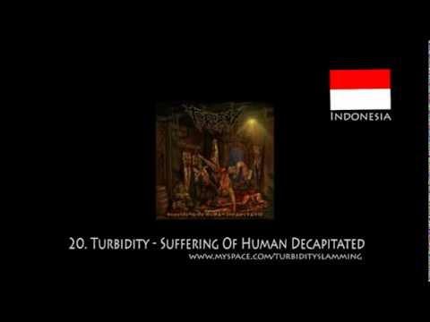 Top 20 Death Metal albums of 2011