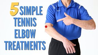 Video on Tennis Elbow / Lateral Epicondylitis from the chapter 'Affections of the soft tissues' in O.