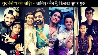 Super Dancer 3 TOP 12 Contestants with Super Gurus Shishya Jodies