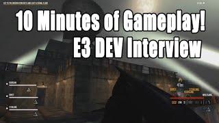 RAID: WORLD WAR II - 10 Minutes of Gameplay! Developer Interview from E3 2016