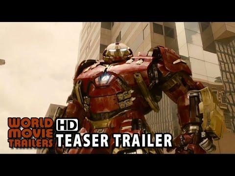 Trailer do filme Vingadores: era de ultron