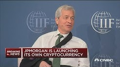 JP Morgan to launch its own cryptocurrency