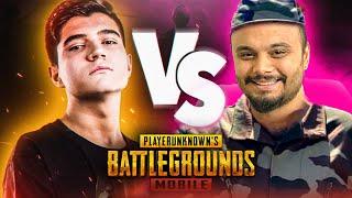 ASKERLE VS ATTIM!! w/AMİGO | PUBG Mobile Youtuber 1vs1 Serisi