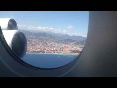 Emirates A380 INSANE TAKEOFF from Nice Airport [Fly Events takeoffs and landings]