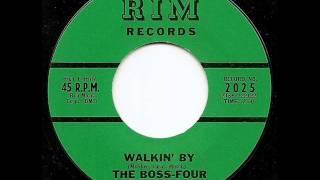 THE BOSS-FOUR - Walkin