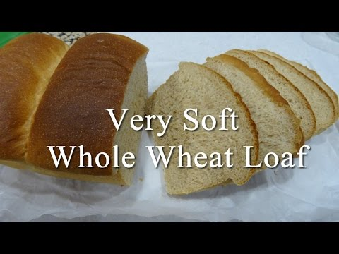 Whole Wheat Loaf (Super Soft Formula)
