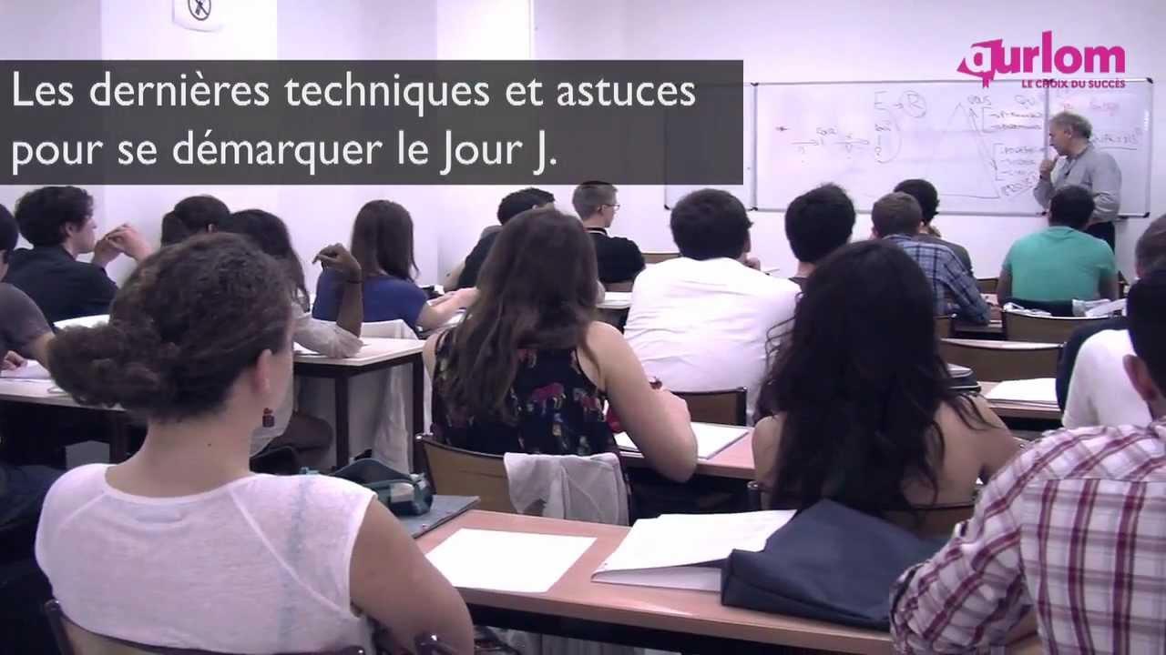 Les Stages Ecrit A La Prepa Aurlom Youtube
