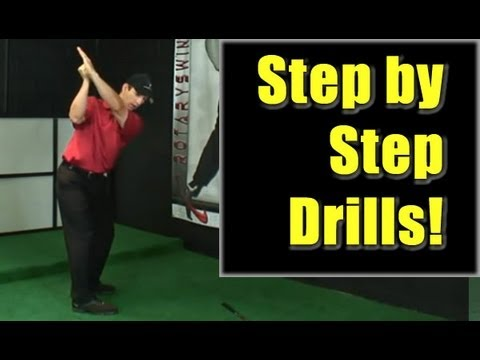 How to Build a Proper Golf Backswing Like Tiger Woods – Free Golf Lesson Video!