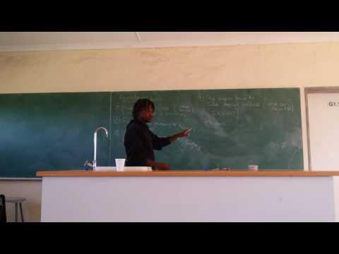 Understanding Physics 1 | T.E.M Mrwetyane High School