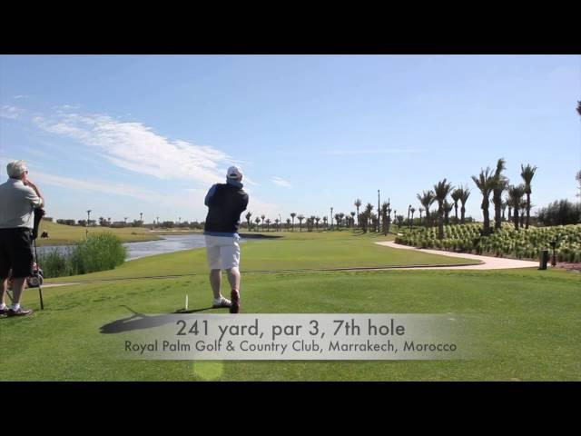 Royal Palm Golf Club, Marrakech, Morocco